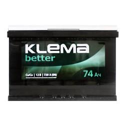 KLEMA better 6СТ-74 АзЕ 720A (276x175x190)